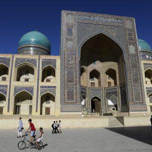 ディープすぎるシルクロード中央アジアの旅
