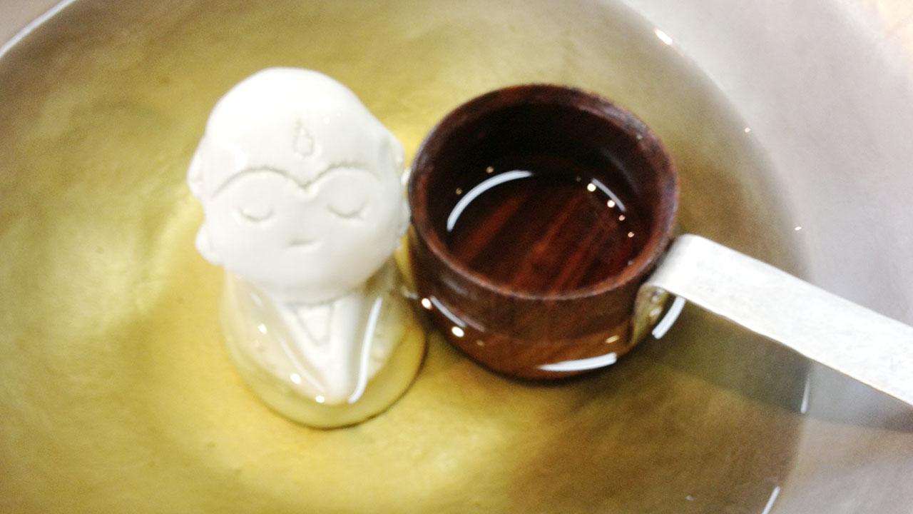 茶舗あすかの甘茶