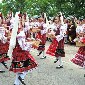 ブルガリア 悠久の時を刻む
