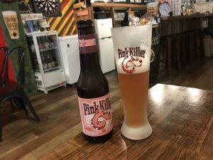 Pink Killerというベルギービール